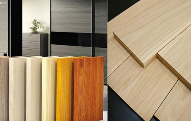 Phân biệt các loại gỗ công nghiệp trên thị trường